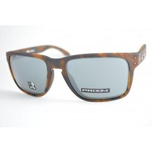 óculos de sol Oakley mod Holbrook XL matte brown w/prizm black iridium 9417-0259