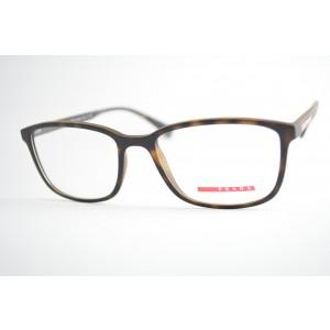 armação de óculos Prada Linea Rossa mod vps04I U61-1O1
