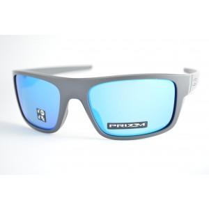 óculos de sol Oakley mod Drop Point matte dark grey w/prizm sapphire polarized 9367-0660