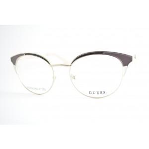 armação de óculos Guess mod gu2694 005