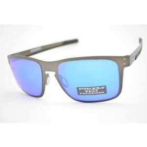 óculos de sol Oakley Holbrook Metal prizm sapphire polarized 4123-07 75da0fba96