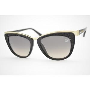 óculos de sol Swarovski mod Diva sw61 01B