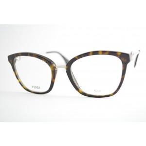 armação de óculos Fendi mod FF0307 086