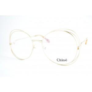 armação de óculos Chloé mod ce2138 717