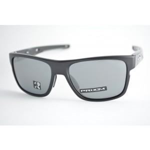 840d13d740671 óculos de sol Oakley mod Crossrange matte black w prizm black polarized  9361-0657