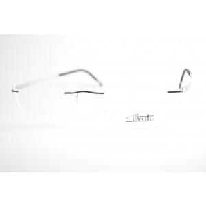 armação de óculos Silhouette mod 5529 9010