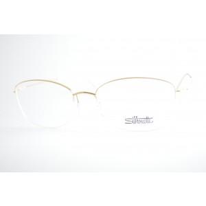 armação de óculos Silhouette mod 4551 7530