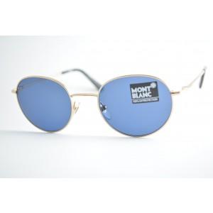 óculos de sol Mont Blanc mod mb550s 28v
