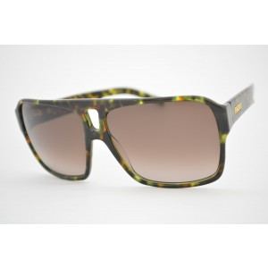 óculos de sol Evoke 09 demi acetate gold brown gradient