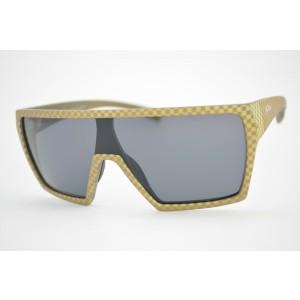óculos de sol Evoke Bionic Alfa black thermo square matte gray total