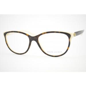 armação de óculos Ralph Lauren mod rl6161 5451