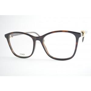 armação de óculos Fendi mod FF0300 086