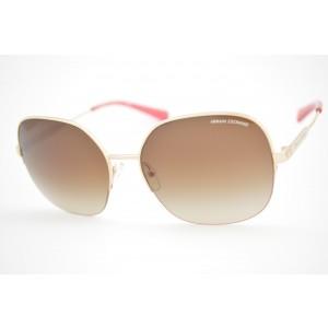 óculos de sol Armani Exchange mod ax2021s 3167/13