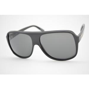 óculos de sol Evoke 04 black shine silver gray total