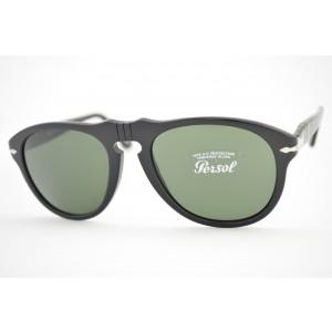 óculos de sol Persol mod 649 95/31 tamanho 54