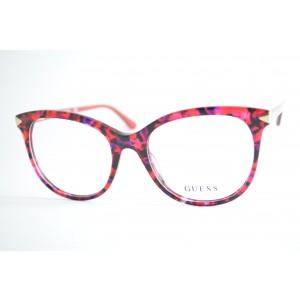 armação de óculos Guess mod gu2667 068