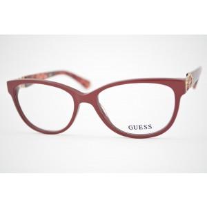 armação de óculos Guess mod GU2491 066