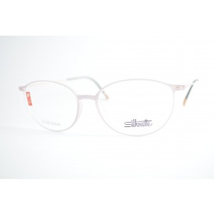 armação de óculos Silhouette mod 1580 75 6530