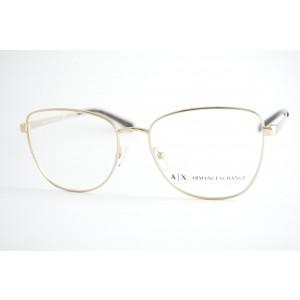 armação de óculos Armani Exchange mod ax1033 6044