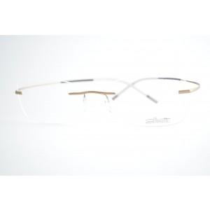 armação de óculos Silhouette mod 7578 40 6051