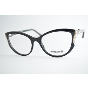 armação de óculos Roberto Cavalli mod 5055 001