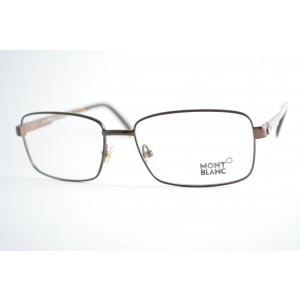 armação de óculos Mont Blanc mod mb482 034