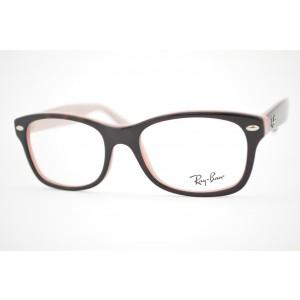 armação de óculos Ray Ban Infantil mod rb1528 3580