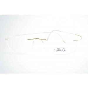 armação de óculos Silhouette mod 5515 cr 7530