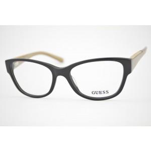 armação de óculos Guess mod GU2383 blk