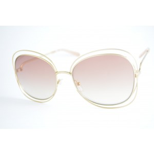 óculos de sol Chloé Carlina mod ce119s 724