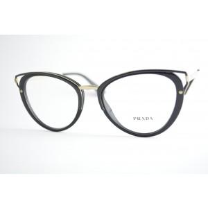 armação de óculos Prada mod vpr53U 1AB-1O1
