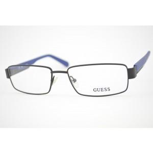 armação de óculos Guess mod gu1773 BLKBL