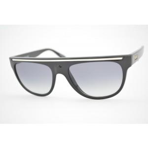 óculos de sol Evoke 07 white silver gray gradient