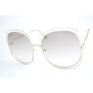 óculos de sol Chloé Carlina mod ce126s 724