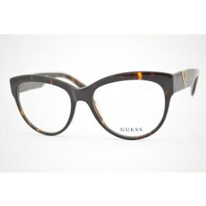 armação de óculos Guess mod gu2574 052