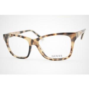 armação de óculos Guess mod gu2428 PKTO