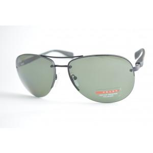 óculos de sol Prada Linea Rossa mod sps56M DG0-5X1 Polarizado