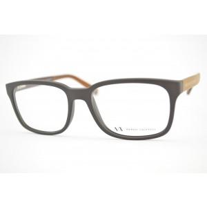 armação de óculos Armani Exchange mod ax3029L 8062