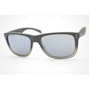 óculos de sol HB mod Ozzie matte fade silver 90140869