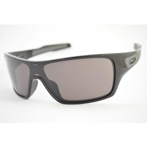óculos de sol Oakley mod Turbine Rotor polished black w/warm grey 009307-01