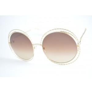óculos de sol Chloé Carlina Twist mod ce114st 743