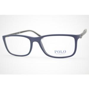 armação de óculos Polo Ralph Lauren mod ph2162 5605