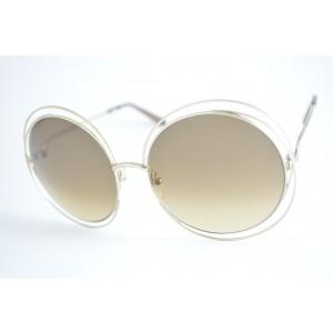 óculos de sol Chloé Carlina mod ce114s 773