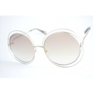 óculos de sol Chloé Carlina mod ce114sd 777