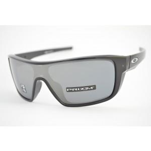 óculos de sol Oakley mod Straight Back black ink w/prizm black polarized 9411-0827