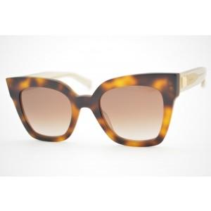 óculos de sol Max Mara mod MM prism IV gxvjd
