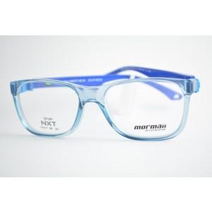 armação de óculos Mormaii NXT mod m6077 k15 Infantil