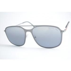 óculos de sol Prada Linea Rossa mod sps53T 7CQ-2F2 Polarizado