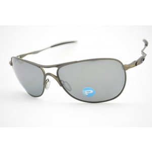óculos de sol Oakley mod Crosshair pewter w/black iridium polarized 006014-02
