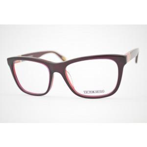 armação de óculos Victor Hugo mod vh1685 col.01FA